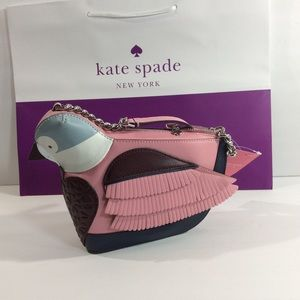 Kate Spade Love Bird Multi Leather Crossbody